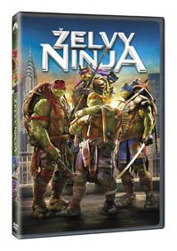 Želvy Ninja (2014) DVD