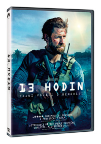 13 hodin: Tajní vojáci z Benghází DVD