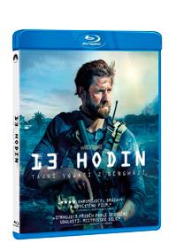 13 hodin: Tajní vojáci z Benghází Blu-ray