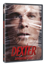Dexter: Závěrečná série 4DVD