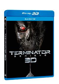 Terminator Genisys Blu-ray (3D)