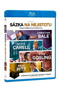 Sázka na nejistotu Blu-ray