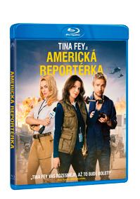 Americká reportérka Blu-ray