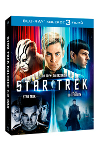 Star Trek kolekce 1-3 3Blu-ray