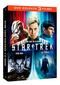 Star Trek kolekce 1-3 3DVD