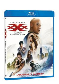 xXx: Návrat Xandera Cage Blu-ray