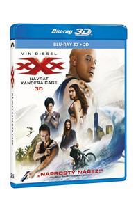 xXx: Návrat Xandera Cage 2Blu-ray (3D+2D)