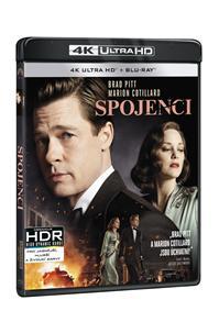 Spojenci 2Blu-ray (UHD+Blu-ray)