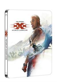 xXx: Návrat Xandera Cage 2Blu-ray (3D+2D) - steelbook