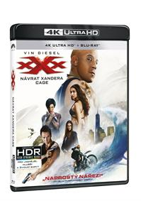 xXx: Návrat Xandera Cage 2Blu-ray (UHD+Blu-ray)