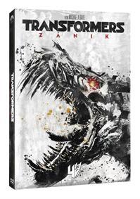 Transformers: Zánik - Edice 10 let DVD