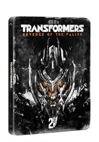 Transformers: Pomsta poražených Blu-ray - Edice 10 let - steelbook