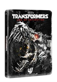 Transformers: Zánik Blu-ray - Edice 10 let - steelbook