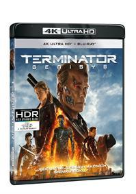 Terminator Genisys 2Blu-ray (UHD+Blu-ray)