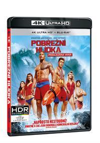 Pobřežní hlídka 2Blu-ray (UHD+Blu-ray)