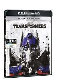 Transformers 2Blu-ray (UHD+Blu-ray)