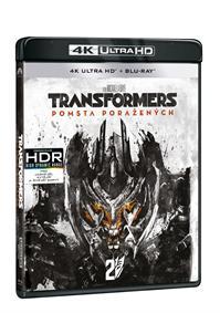 Transformers: Pomsta poražených 2Blu-ray (UHD+Blu-ray)