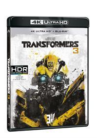 Transformers 3 2Blu-ray (UHD+Blu-ray)