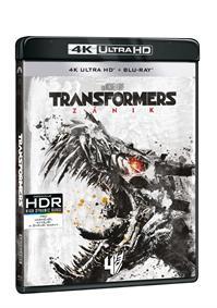 Transformers: Zánik 2Blu-ray (UHD+Blu-ray)