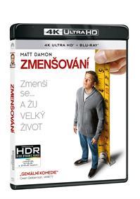 Zmenšování 2Blu-ray (UHD+Blu-ray)