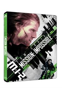 Mission: Impossible 2 2Blu-ray (UHD+Blu-ray) - steellbook
