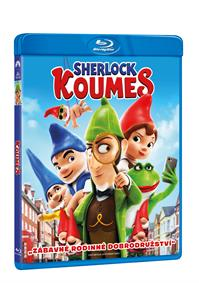 Sherlock Koumes Blu-ray