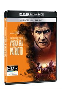 Vysoká hra patriotů  2Blu-ray (UHD+Blu-ray)