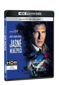 Jasné nebezpečí 2Blu-ray (UHD+Blu-ray)