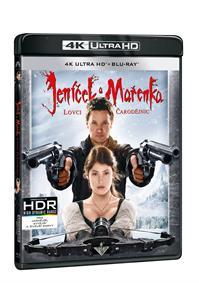 Jeníček a Mařenka: Lovci čarodějnic 2Blu-ray (UHD+Blu-ray)