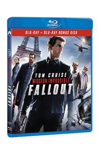 Mission: Impossible - Fallout 2Blu-ray (Blu-ray+bonus disk)
