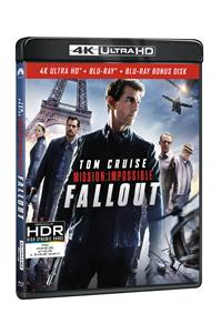 Mission: Impossible - Fallout 3Blu-ray (UHD+Blu-ray+bonus disk)