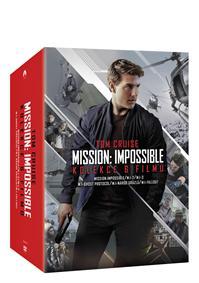 Mission: Impossible kolekce 1.-6. 6DVD