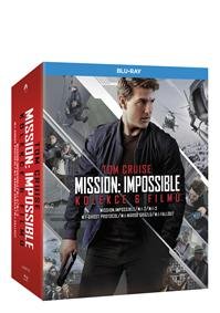 Mission: Impossible kolekce 1.-6. 6BD