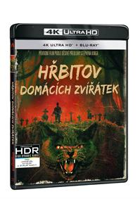 Hřbitov domácích zvířátek 2Blu-ray (UHD+Blu-ray)