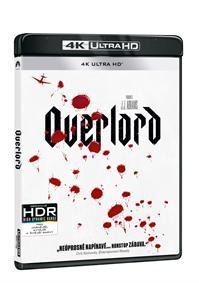 Overlord Blu-ray (UHD)