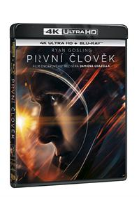 První člověk 2Blu-ray (UHD+Blu-ray)