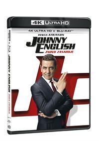 Johnny English znovu zasahuje 2Blu-ray (UHD+Blu-ray)