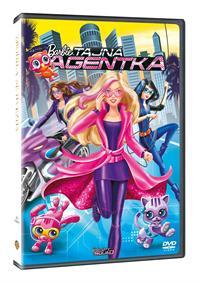 Barbie: Tajná agentka DVD