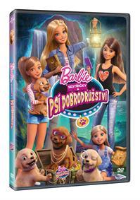 Barbie: Psí dobrodružství DVD