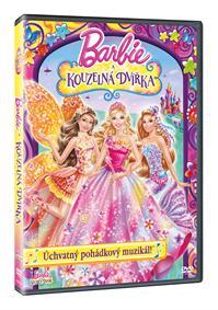 Barbie a Kouzelná dvířka DVD
