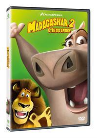 Madagaskar 2: Útěk do Afriky DVD