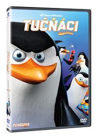 Tučňáci z Madagaskaru DVD