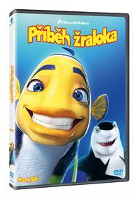 Příběh žraloka DVD