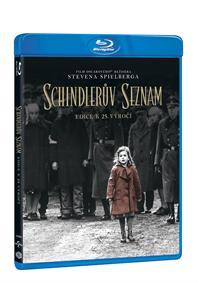 Schindlerův seznam výroční edice 25 let 2Blu-ray (Blu-ray+Blu-ray bonus)