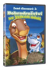 Země dinosaurů 2: Dobrodružství ve Velkém údolí DVD