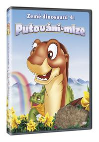 Země dinosaurů 4: Putování v mlze DVD