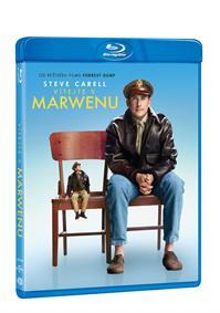 Vítejte v Marwenu Blu-ray