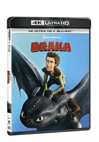 Jak vycvičit draka 2Blu-ray (UHD+Blu-ray)