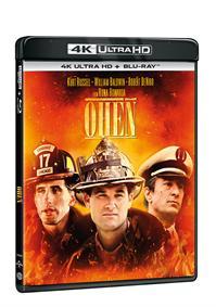 Oheň 2Blu-ray (UHD+Blu-ray)