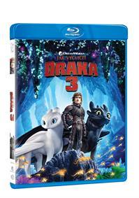 Jak vycvičit draka 3 Blu-ray